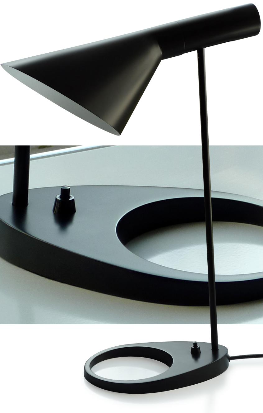 tischlampe aj tugendhat. Black Bedroom Furniture Sets. Home Design Ideas